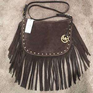 Michael Kors Dakota Saddle Bag